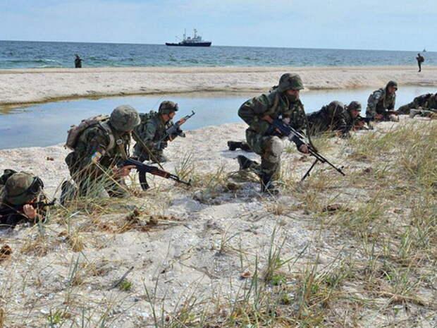 """Business Insider: на учениях НАТО отрабатывало диверсию в Крыму с участием """"морских котиков"""""""