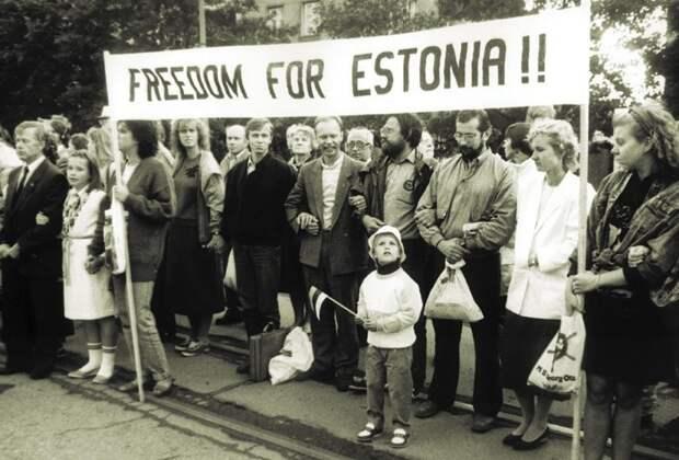 В Эстонии осознали, что выход из СССР был большой ошибкой