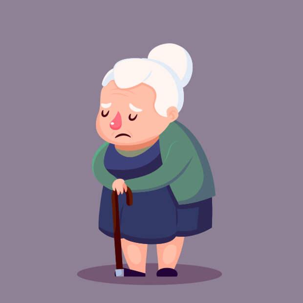 Что делать, если ребёнок не признаёт дедушку и бабушку