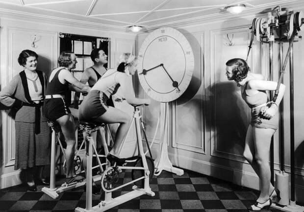 Тренажеры будут эффективными, если выполнять упражнения правильно / Фото: uk.fixbicycle.com