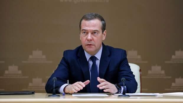 Медведев предрек новый виток миграционного кризиса после событий в Афганистане