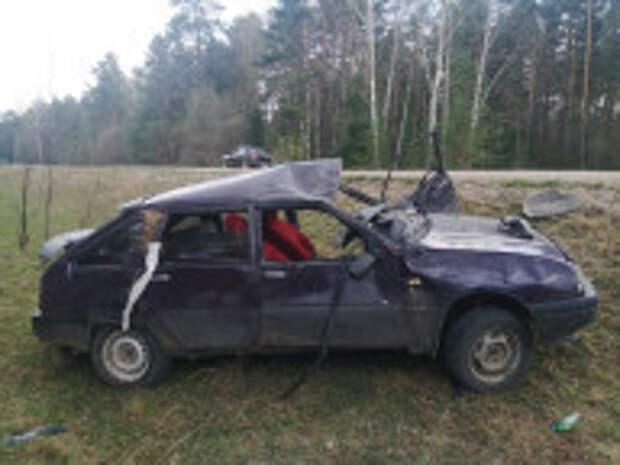 В четырех авариях погибли люди на дорогах Новосибирской области