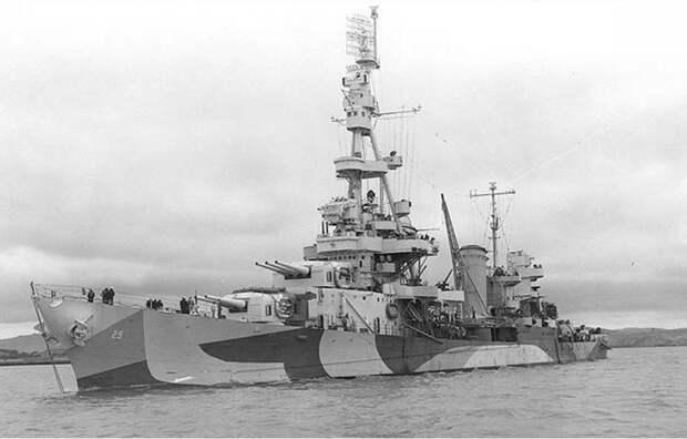 Боевые корабли. Крейсера. Расстрелянный блин, который не вышел комом (2)