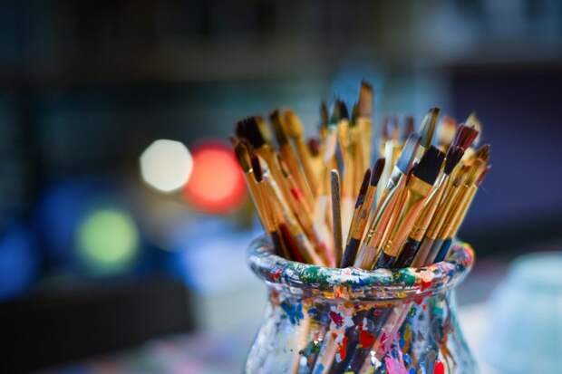 Начинающие художники из Бабушкинского района займутся живописью в пятый день марафона «СВАОдома»