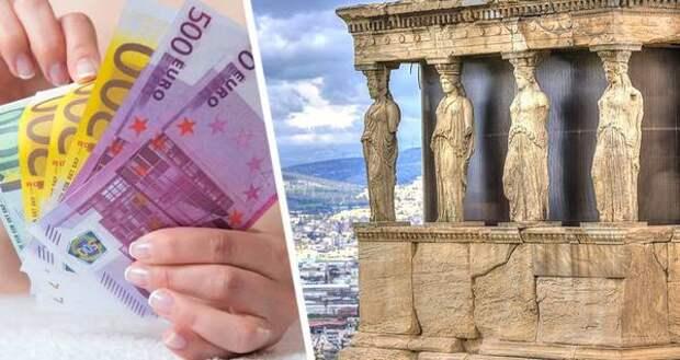 В Греции туристов будут штрафовать на 1500 евро