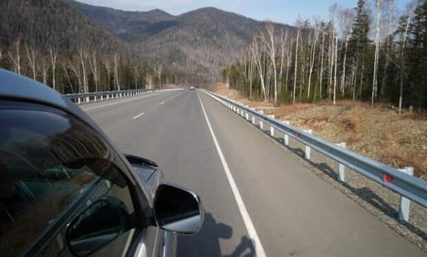 Дорогу в Хабаровском крае достроили спустя 20 лет