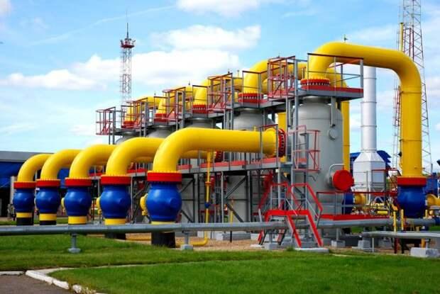 Газпром газопровод