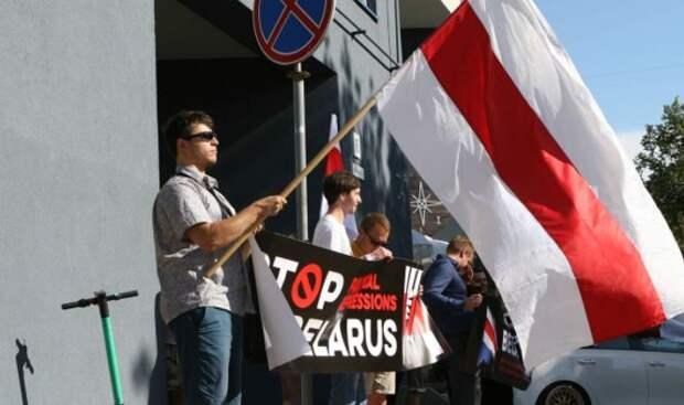 В США призвали Россию «держаться подальше» от ситуации в Белоруссии
