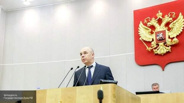 Силуанов: Белоруссия получит кредит от России в два этапа