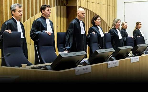Суд в Нидерландах начнет рассматривать дело о сбитом самолете рейса МН17 7 июня