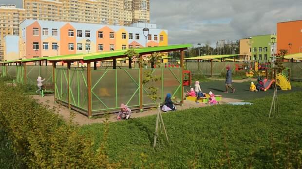 Шестилетний ребенок пропал с детской площадки в Нижнем Новгороде
