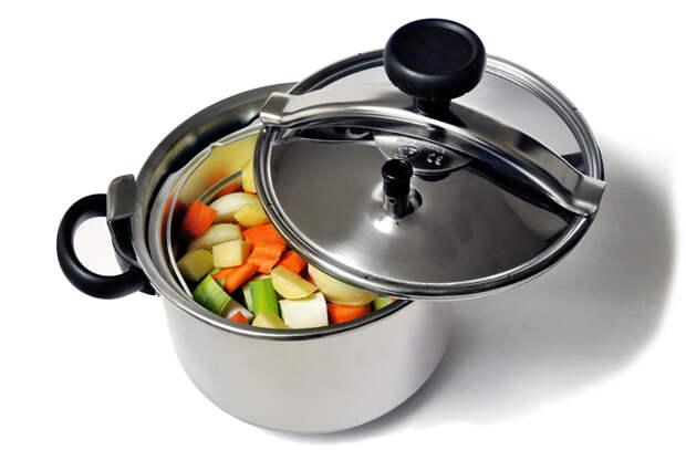 Готовим на пару: все витамины остаются в еде