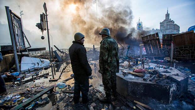 "Ющенко предрек Украине еще четыре ""майдана"""