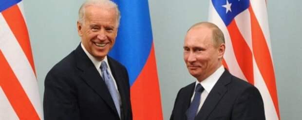 Байден сдал Украину и Навального