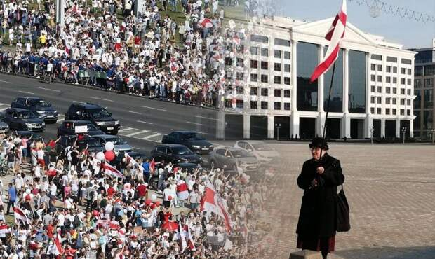 Беломайдан загнали за флажки – надолго ли? О символических фотографиях и выигранном времени