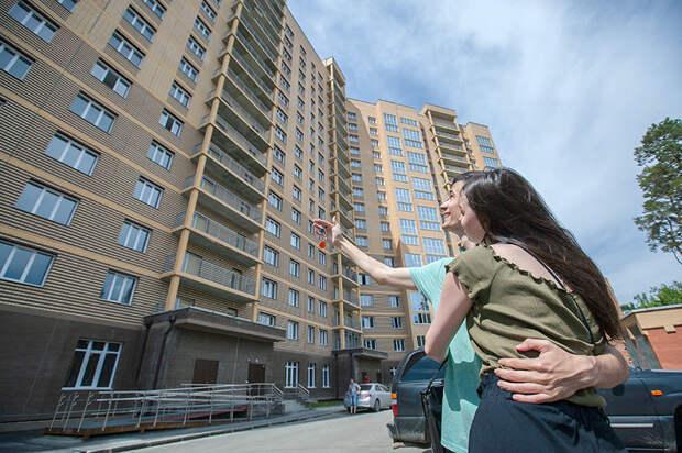 Минстрой обновит госпрограмму обеспечения жильем
