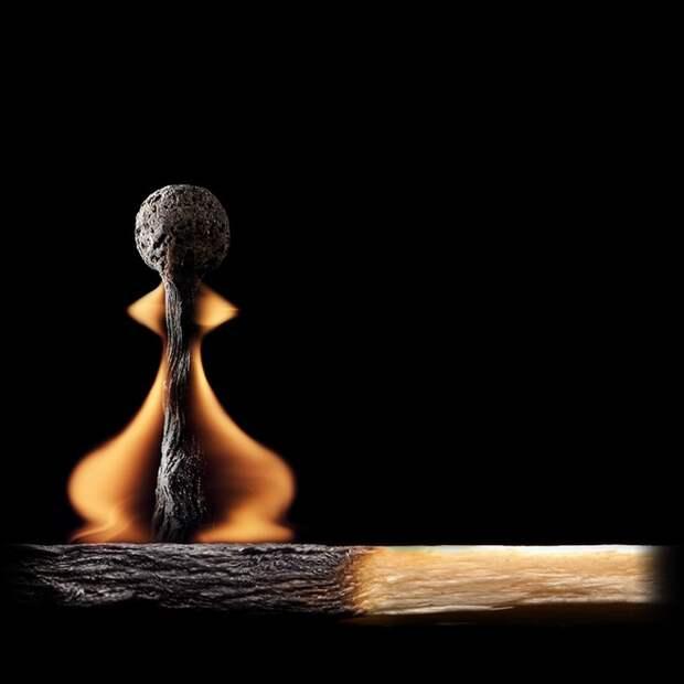Игры соспичками: волшебные работы Станислава Аристова