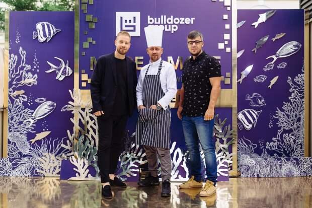 Крупный ресторанный холдинг Bulldozer Group «забросит» свою сеть в Санкт-Петербург