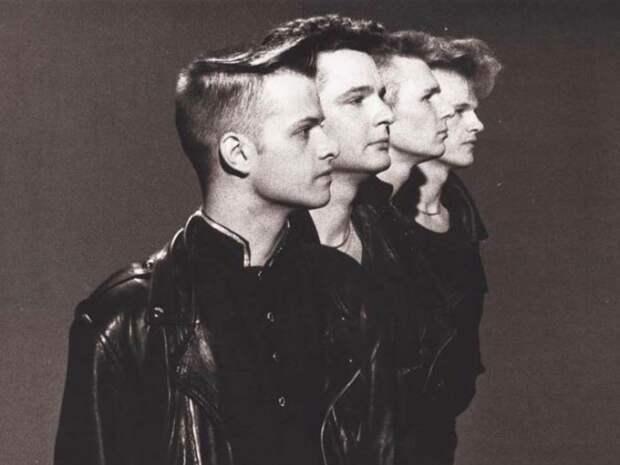 Легендарная техно-поп-группа *Технология*   Фото: tehnologia.info