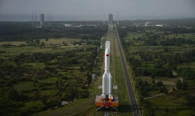 Китай отправит астронавтов на свою первую космическую станцию уже в июне