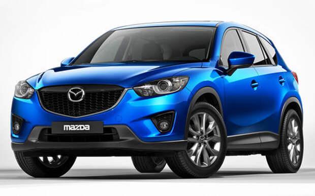Mazda CX-5 с пробегом: на что обратить внимание
