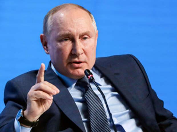 Путин о современных западных ценностях: большевики тоже хотели отменить семью