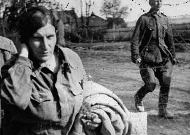 4 главные советские преступницы Великой Отечественной