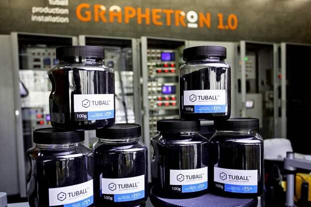 Графеновые нанотрубки и графенорубль - быль или...