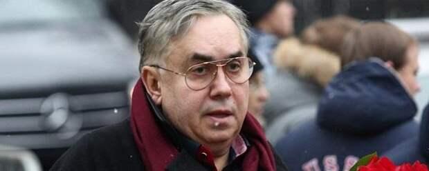 Садальский высказался о памятнике на могиле Галины Волчек