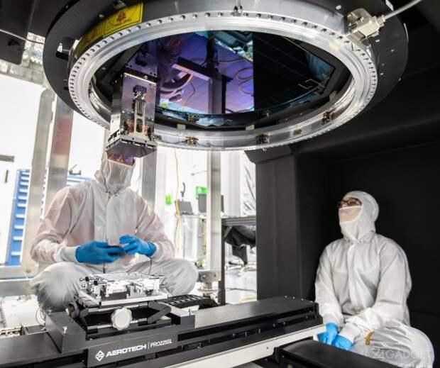 Создана цифровая камера разрешением 3200 Мп для исследования космоса
