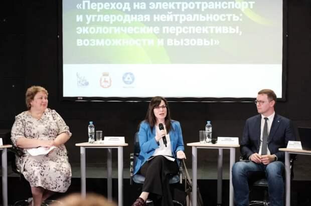 В Нижнем Новгороде обсудили комплексные вопросы перехода на электротранспорт