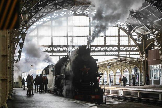 Ретропоезда, на которых вы можете отправиться в прошлое (ФОТО)