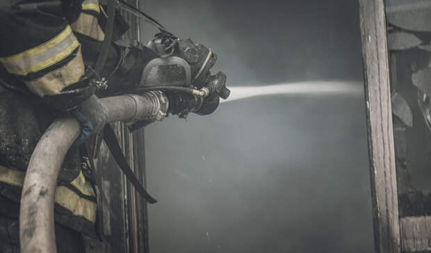 Мужчина сгорел в Сакмарском районе из-за курения в постели