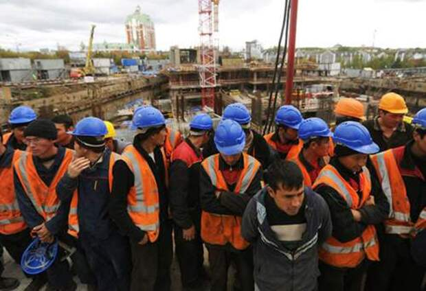 Москва: коронавирус и трудовые мигранты