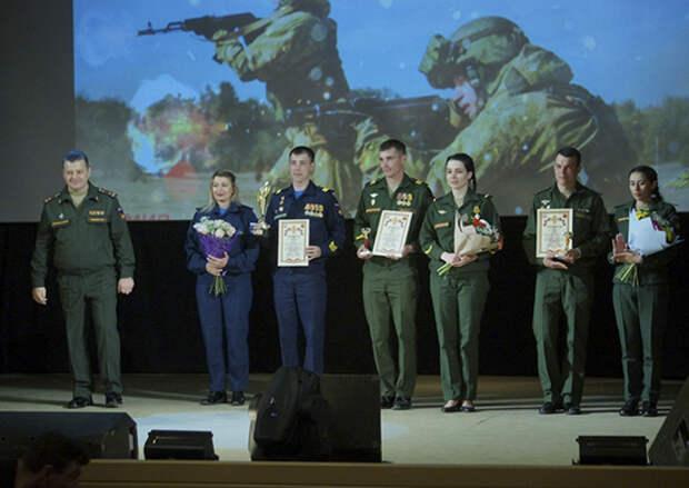 В 84 Учебном центре завершился отборочный этап конкурса «Воин мира»