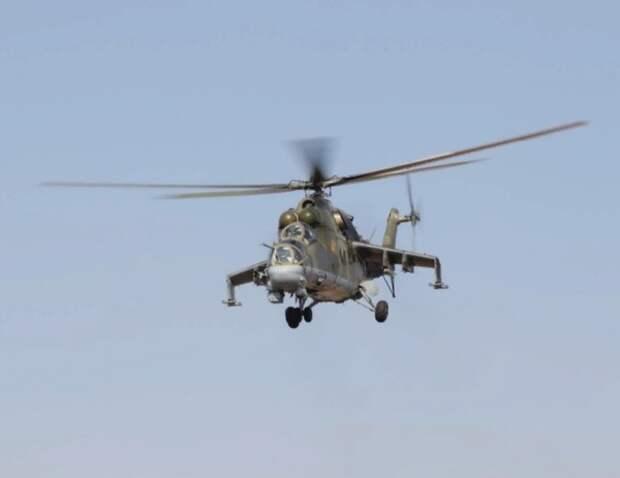 На Чукотке совершил жёсткую посадку вертолёт Ми-8, есть жертвы