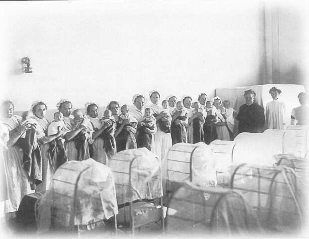 Из истории воспитательных домов в России