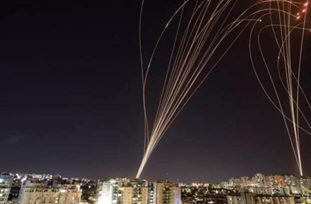 ХАМАС выпустило еще сотню ракет по Израилю