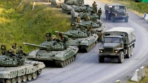 """""""Сегодня их нет, а завтра город захвачен двумя дивизиями ВДВ"""". Натовские аналитики оценивают возможность войны с Украиной"""