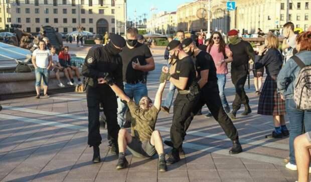 30 протестующих задержали в Белоруссии 26 августа