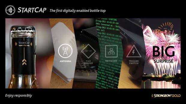 Маркетологи придумали первую в мире интерактивную digital-крышку
