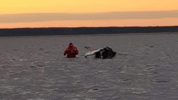 Выживших после крушения Robinson под Архангельском спасли местные рыбаки