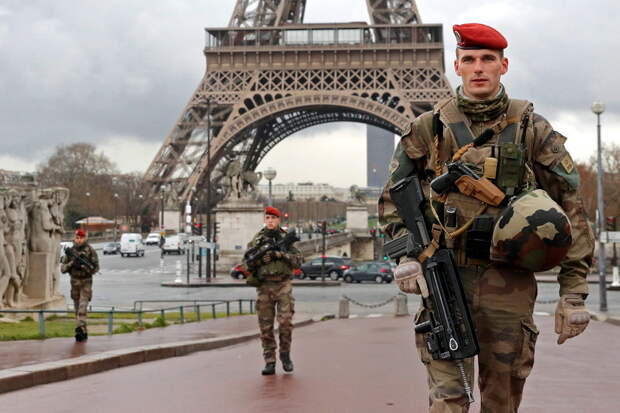 Появится ли во Франции новый генерал де Голль?