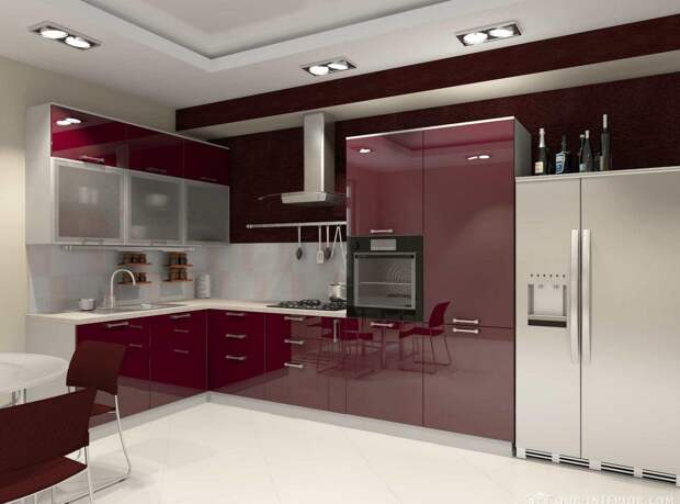 Дизайн кухни 13 кв. м: фото, новинки 2020 года (62 фото)