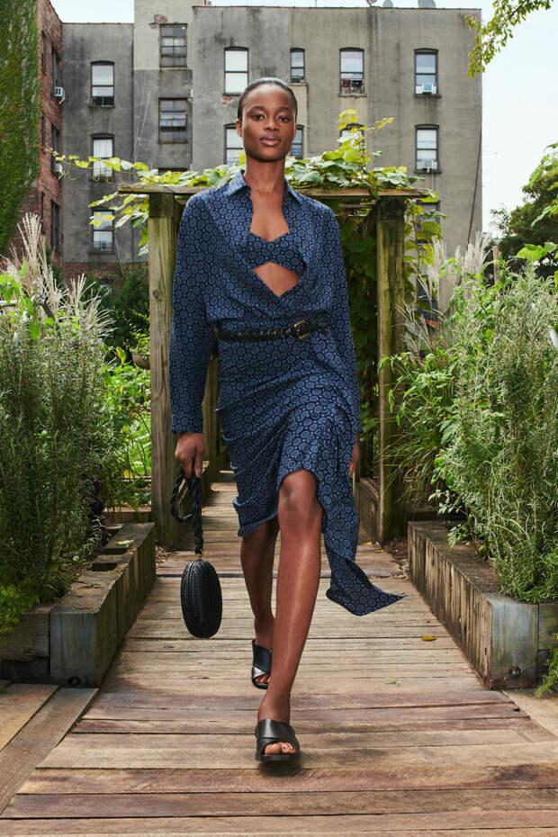 Как стильно одеваться в повседневной жизни. Чему нас учит Michael Kors Collection весна-лето 2021