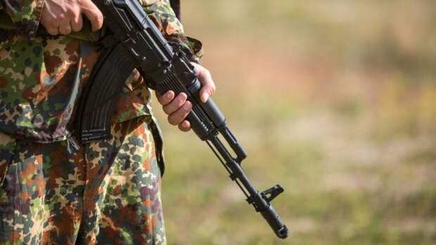В зоне «ООС» украинский боевик застрелил сослуживца