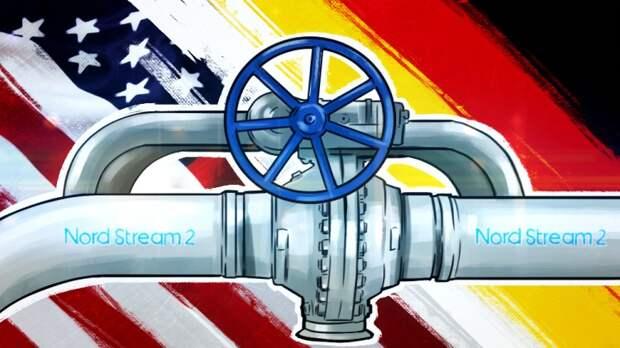 США пытаются навязать Германии дорогой арабский газ