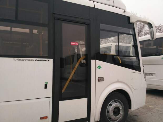 Керчь получила 50 новых городских автобусов