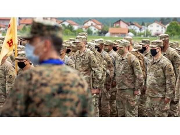 Европа под берцами участников Defender 2021: старый сценарий новых учений НАТО