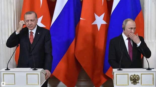 Wargonzo: Россия и Турция воюют сразу на четырех фронтах